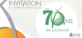Soirée événement ADMR Loire