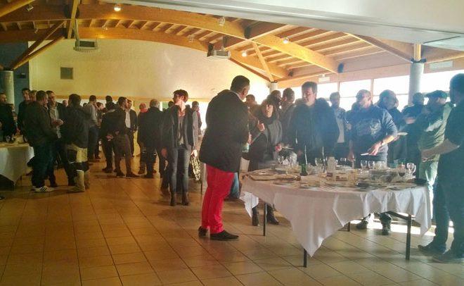 Vilvert a opté pour une location de salles aux Foréziales Loire 42