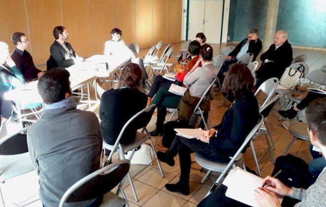 Location de salles de réunion aux Foréziales pour l'association de Saint-Etienne Dotajob