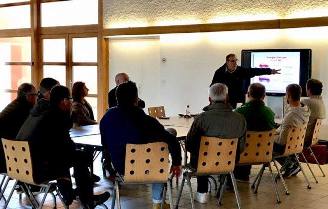 Séminaire Citeos organisé aux Foréziales Loire 42