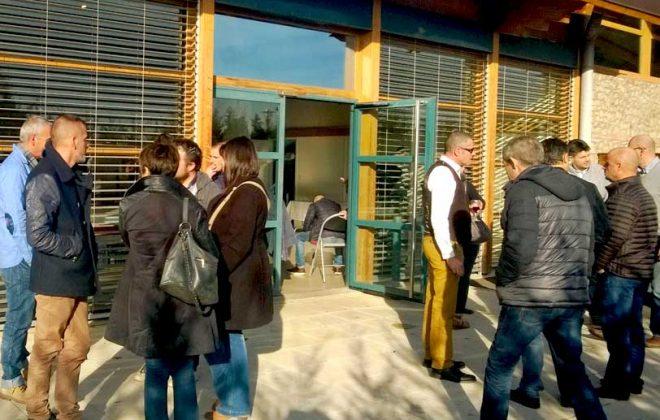 Salles de réunion aux Foréziales pour l'UNICEM Auvergne Rhône-Alpes