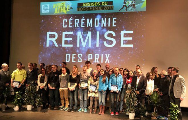 Assises Nationales du Hors Stade d'Athlétisme aux Foréziales dans la Loire 42