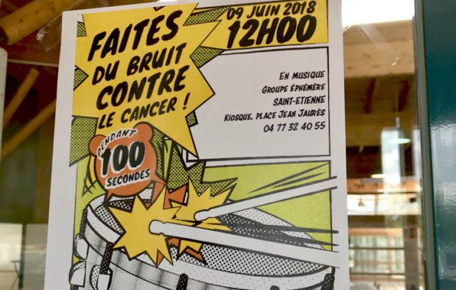 La Ligue Contre le Cancer comité Loire aux Foréziales