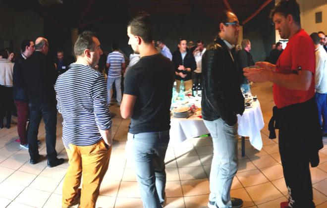 Evenement d'entreprise aux Foréziales à Montrond-les-Bains
