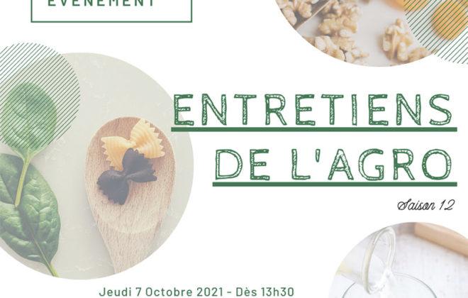 Entretiens de l'Agro Loire